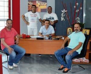 διοικητικό συμβούλιο ραδιοταξί